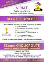 Belote Coinchée Choucroute